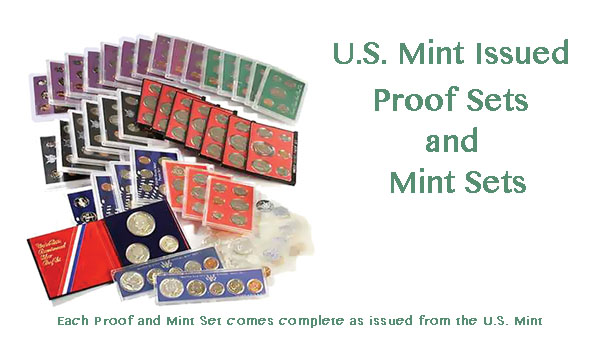 Proof Sets and Mint Sets
