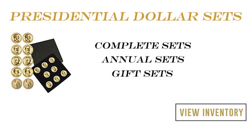 Presidential Dollar Sets