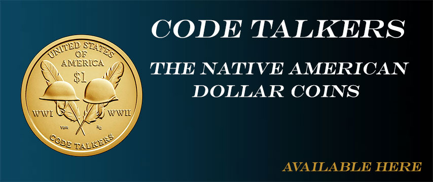 2016 Native American Dollar Coins Code Talkers