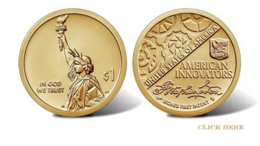 American Innovators Dollar Coin Series
