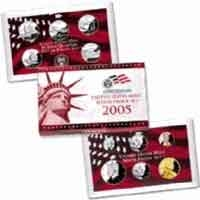 Proof Set 2005 U.S